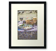 Cheese Framed Print