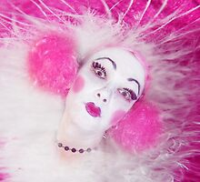 lady in pink by gruntpig