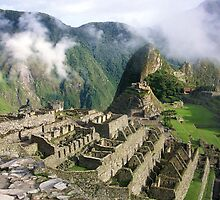 machupicchu by samantha jefferson