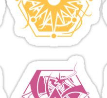 EXO-K Symbols Mini Sticker Set Sticker