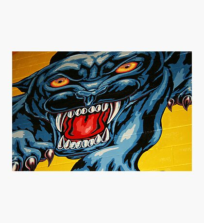 Screaming For Vengeance Photographic Print