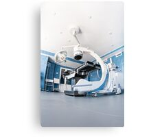 operating room Canvas Print