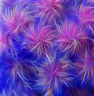 Pastel Flowers by yolanda