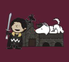 Jon Snow Peanuts T-Shirt