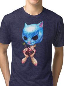 The Purrrge Tri-blend T-Shirt