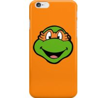 Michelangelo Face iPhone Case/Skin