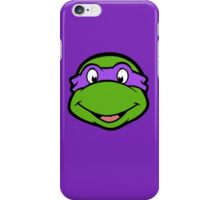 Donatello Face iPhone Case/Skin