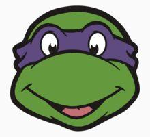 Donatello Face Kids Clothes