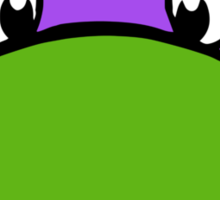 Donatello Face Sticker