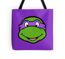 Donatello Face Tote Bag