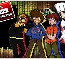 The Worst Generation Channel Cover image gear by ThoseGuysTai