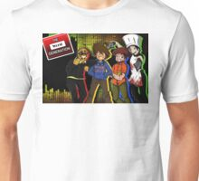 The Worst Generation Channel Cover image gear Unisex T-Shirt