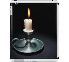 Lighted Candle iPad Case/Skin