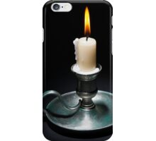 Lighted Candle iPhone Case/Skin