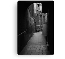 Alleyway Jerusalem Tavern Canvas Print