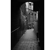 Alleyway Jerusalem Tavern Photographic Print