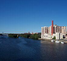The Hudson River by batkins