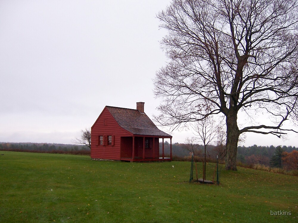Red House by batkins