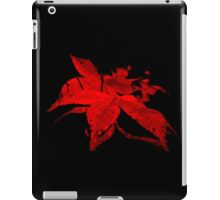 Red wine nature iPad Case/Skin