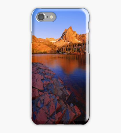 Once Upon a Rock iPhone Case/Skin