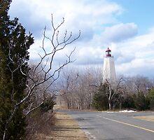 Sandy Hook Lighthouse by batkins