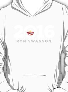 Ron Swanson 2016 shirt hoodie pillow mug iPhone 6 iPad case T-Shirt