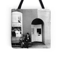 Barber Shop Watertown Tennessee Tote Bag