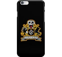 Full Throttle Polecats Distressed iPhone Case/Skin