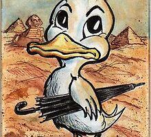 Duck of the Desert by Robert Votta