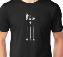 Boats and Hoes Unisex T-Shirt