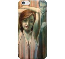 The Striped Room iPhone Case/Skin