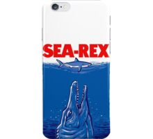Mosasaurus Jurassic World Sea Rex iPhone Case/Skin