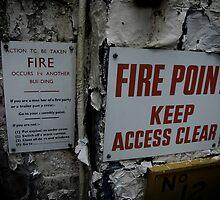 In case of fire...... by MissyVix