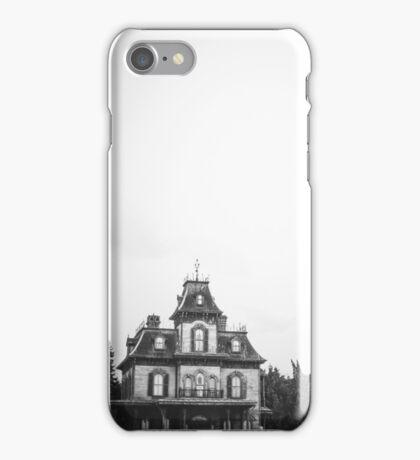 Phantom Manor En Noir Et Blanc iPhone Case/Skin