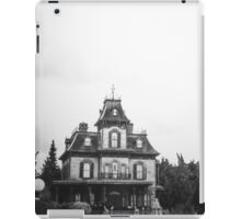 Phantom Manor En Noir Et Blanc iPad Case/Skin