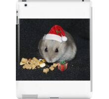 Oreo Ready for Santa iPad Case/Skin