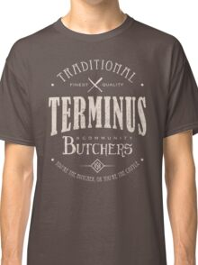 Terminus Butchers (light) Classic T-Shirt