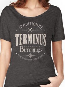 Terminus Butchers (light) Women's Relaxed Fit T-Shirt