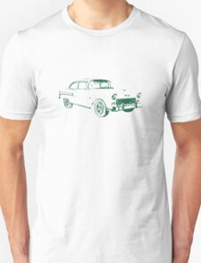 1955 Chevrolet Bel Air T-Shirt
