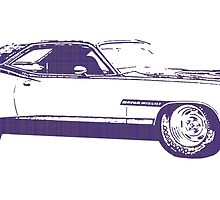 Plymouth Barracuda by surgedesigns