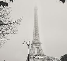 Tower in the Clouds by Austen Risolvato