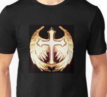 Celtic cross wings Unisex T-Shirt