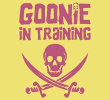 Goonie in Training - The Goonies Kids Tee