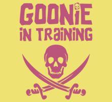 Goonie in Training - The Goonies One Piece - Short Sleeve