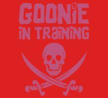 Goonie in Training - The Goonies Baby Tee