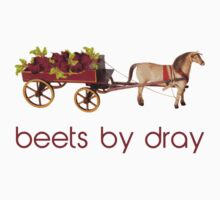 Beets by Horse Drawn Dray by TheShirtYurt