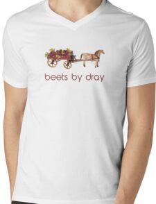 Beets by Horse Drawn Dray Mens V-Neck T-Shirt