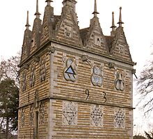 Rushton Triangular Lodge by Mark Baldwyn