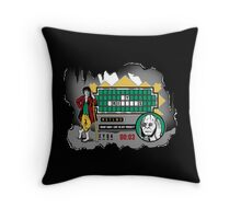 Riddle of Fortune Throw Pillow