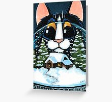 Winter Wonder Greeting Card